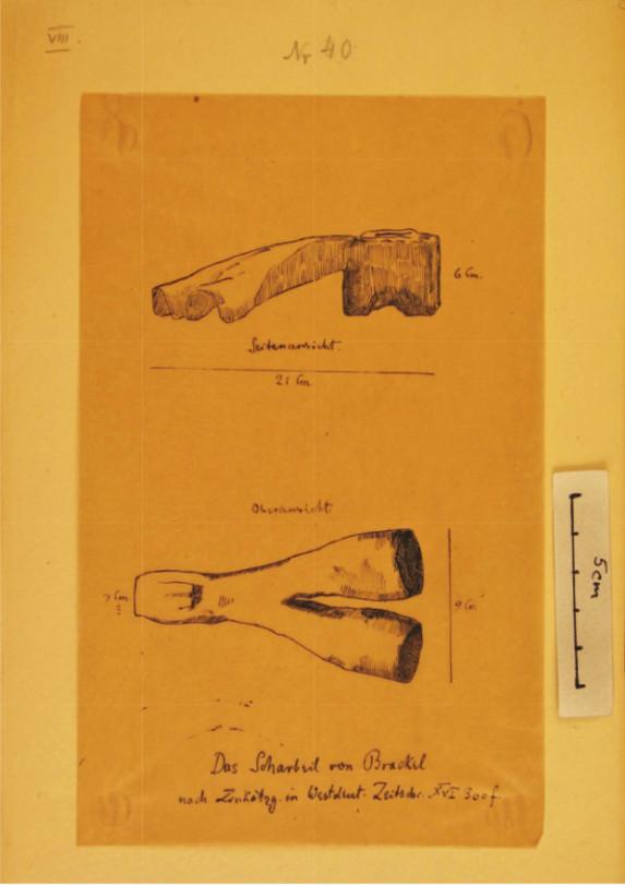 Scharbeil von Brackel