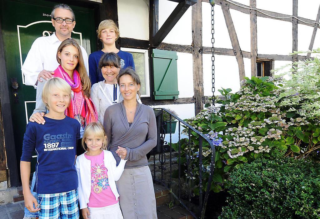 Familie Eickelpasch 2012